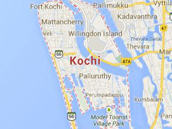 Kerala: College frowns on hug protest