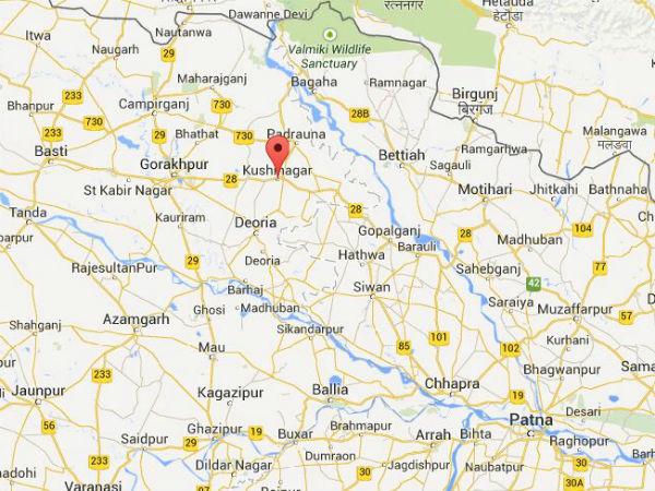 Youth booked for treason in Kushinagar, Uttar Pradesh.