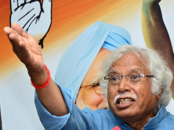 Madhusudan Mistry accuses Modi-led BJP of hatching deep rooted conspiracty to discredit Gandhi family