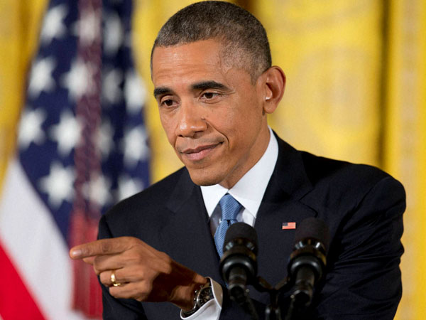 Obama authorises for more troops to Iraq