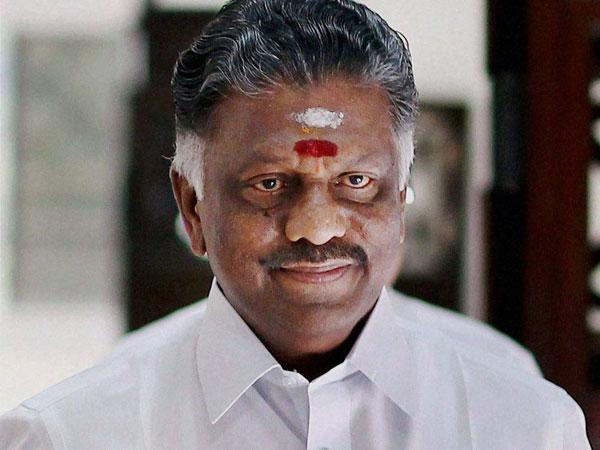 Panneerselvam asks Modi to advise Kerala against building dam.