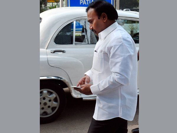 Former Telecom Minister A. Raja, accused in 2G spectrum allocation case
