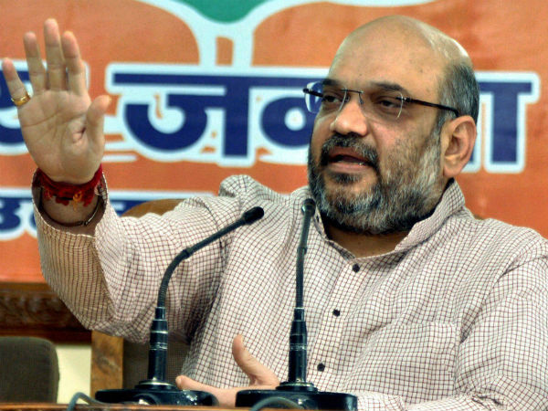 Another challenge for Amit Shah