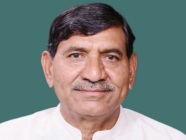 Mohan Kundariya becomes MoS Agriculture.