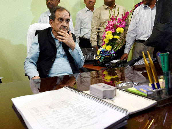 New Union Minister of Rural Development Birender Singh