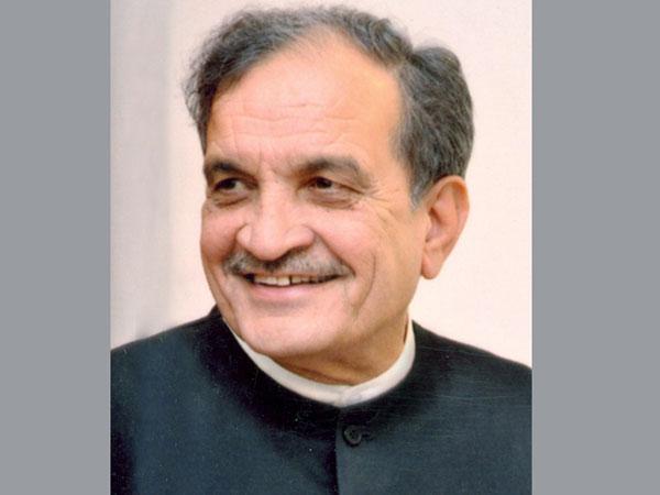 Union Minister Birender Singh