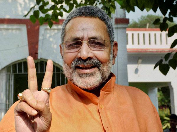 Giriraj Singh in Modi ministry