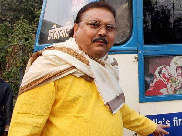 West Bengal Sports Minister Madan Mitra