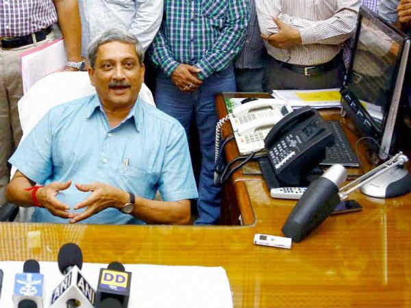 Parrikar's entry - A threat to middlemen