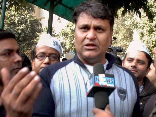 Delhi: Binny to contest against Kejriwal