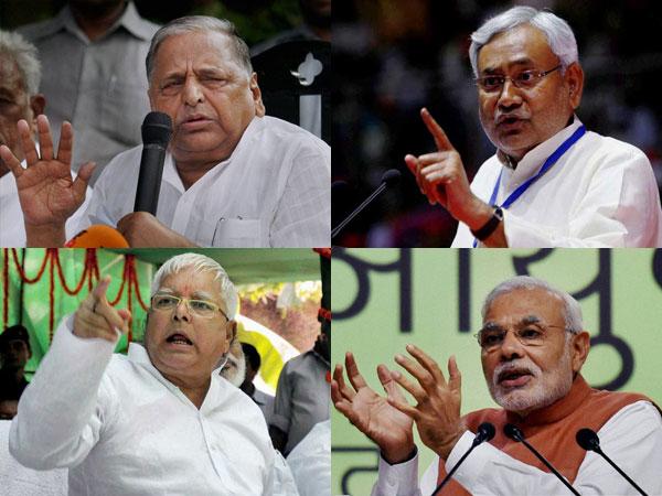 Can Janata Parivar succeed against Modi?