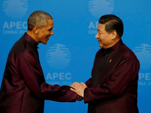 Xi, Obama hold talks in Beijing