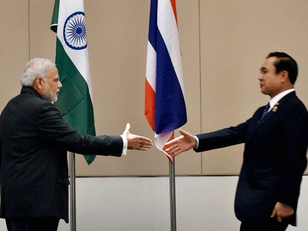PM hopes for stronger India-Thai ties