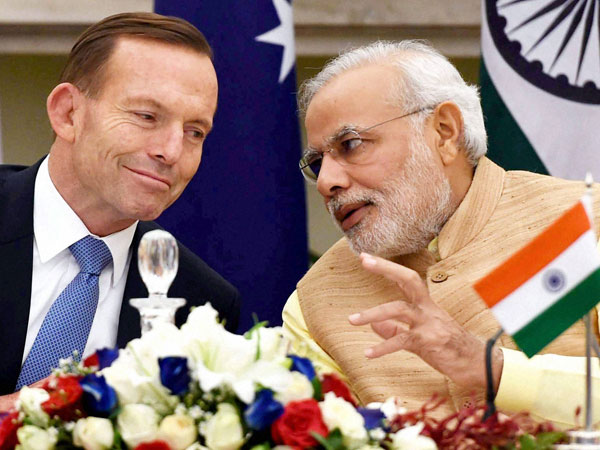 Abbott keen on signing deals with India