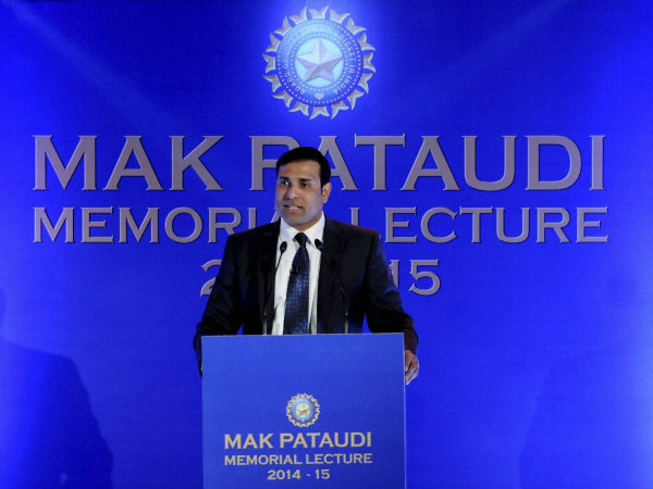 Laxman delivers Pataudi lecture