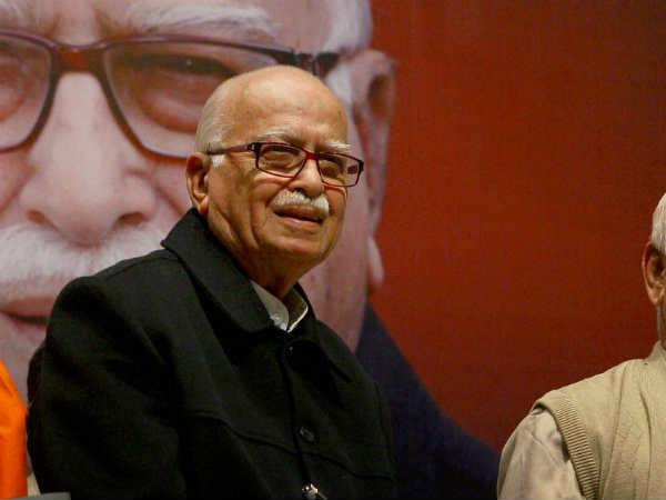 Shiv Sena, JD(U) responsible for breaking ties, says L K Advani.