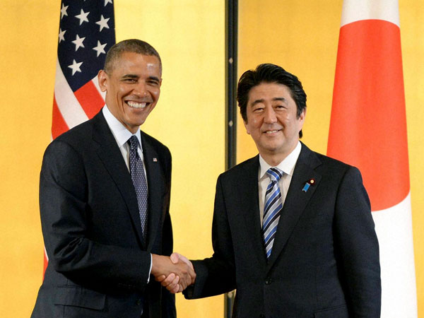 Shinzo Abe wants more defence ties