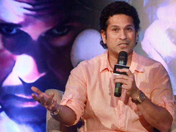 Sachin Tendulkar speaks on Vinod Kambli
