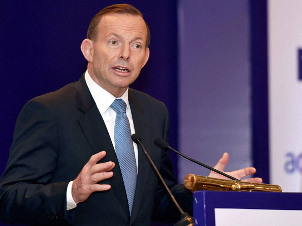 Australian PM suggests G20 leaders use first names.