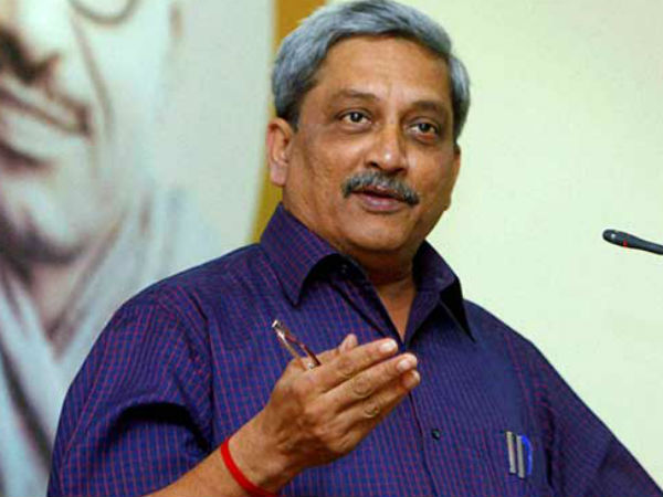 Parrikar hails from Mapusa, a trading town located 12 km north of the capital.