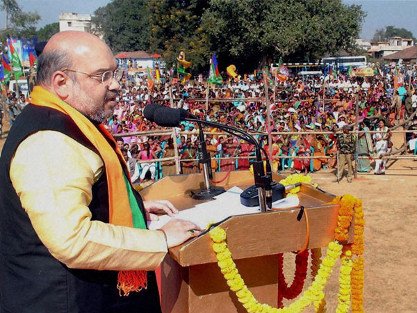 BJP's rally denied permission in Kolkata