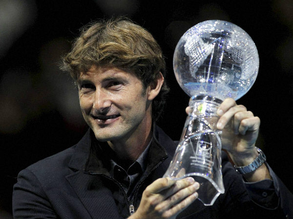 File photo of Juan Carlos Ferrero