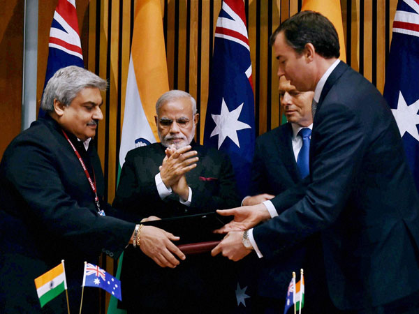 Modi and Abbott