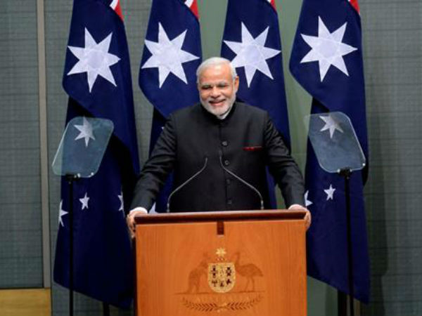 Best time to be in India for trade: Modi