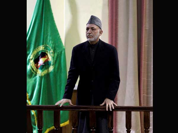 Karzai: Made efforts to stop terrorism