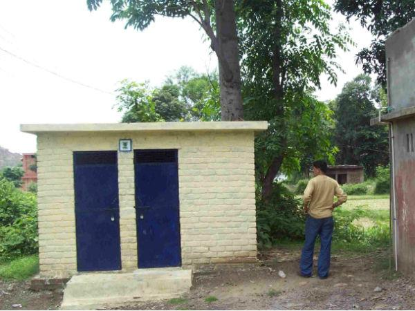 Centre to make toilets available: BJP
