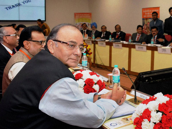 Meeting with the CMDs and CEOs of Public Sector Banks and Financial Institutions