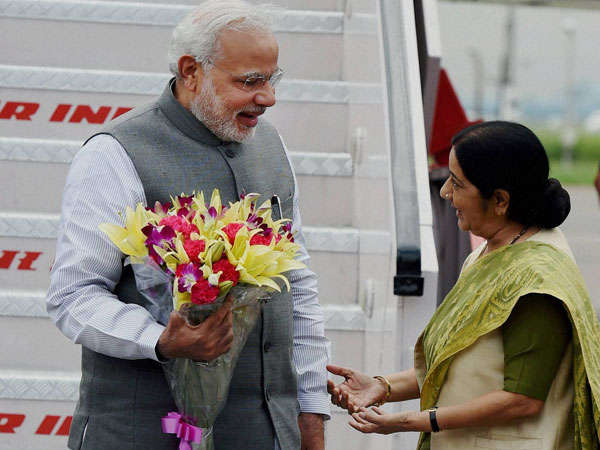 PM returns home after 3-nation tour