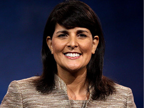 Haley optimistic about India