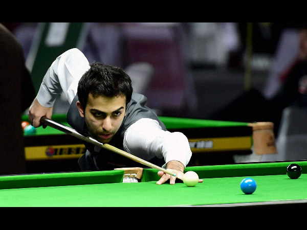 File photo: Pankaj Advani led India to victory over UAE