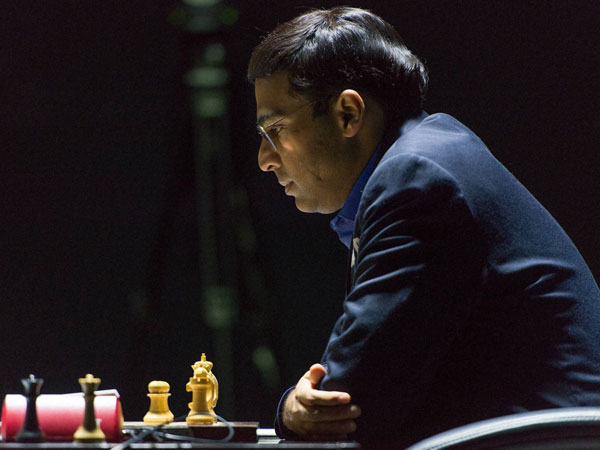 File photo of Viswanathan Anand