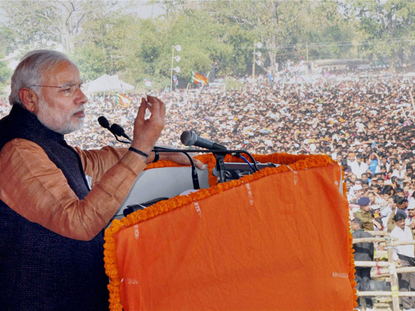 End dynastic rule: Modi in J&K