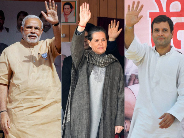 Modi, Sonia to address rallies in J&K