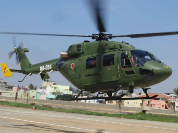 MilMat: Indo-Sino joint training exercise ends; Modi hands over Dhruv chopper to Nepal