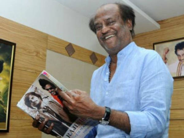 Tamil superstar Rajinikanth