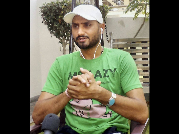 Harbhajan is hoping to play in 2015 World Cup