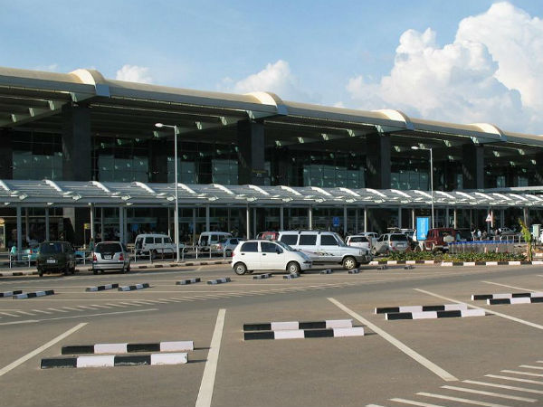 Bengaluru international airport