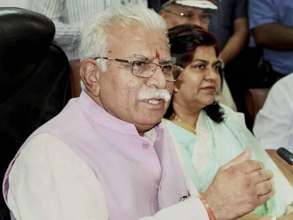 Maintain proper law and order, adopt zero tolerance towards crime: ML Khattar to officers
