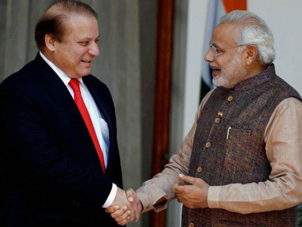 Modi, Sharif bonhomie gives fresh boost to Saarc.