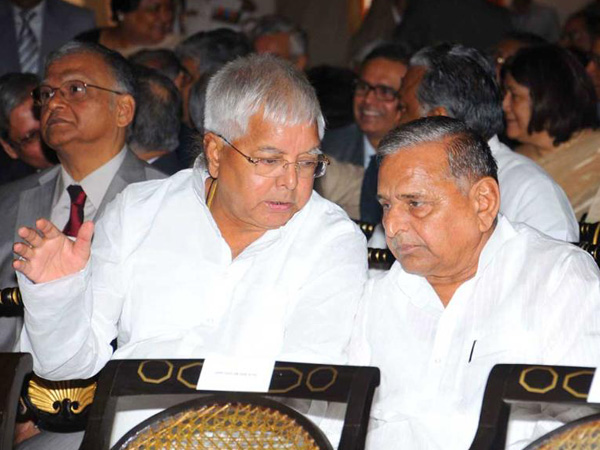 Marriage to bring Mulayam-Lalu together?