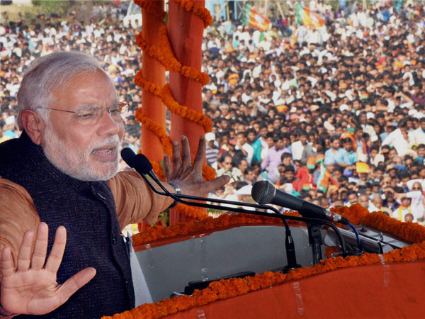 Will ensure fund properly used: Modi