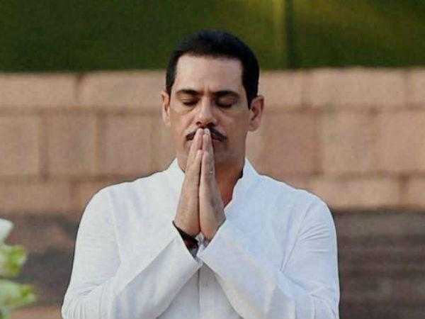 More embarrassment for Robert Vadra!