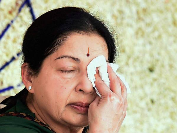 Good news for Jayalalithaa