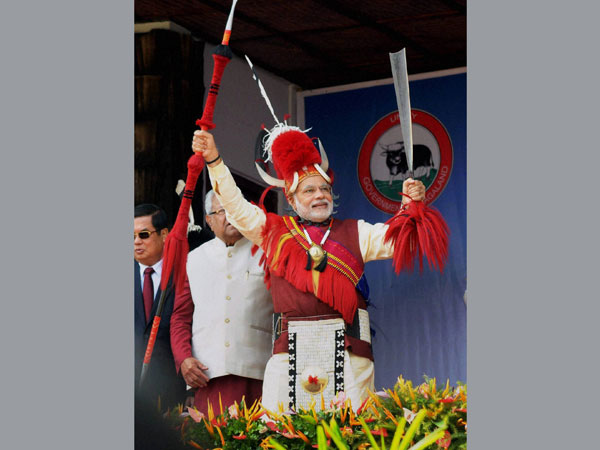Modi pushes for a stronger Northeast