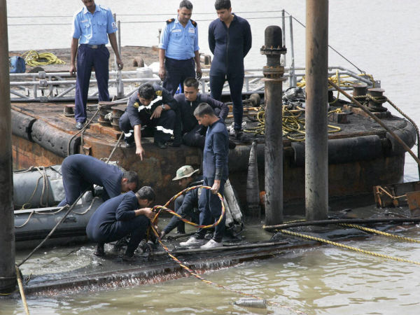 24 naval submarines involved in mishaps