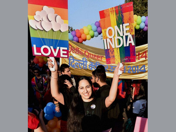 'Rainbow Walk' in JNU to protest against homophobia on campus